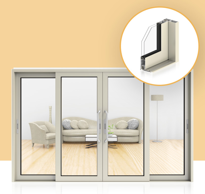 best aluminium sliding doors