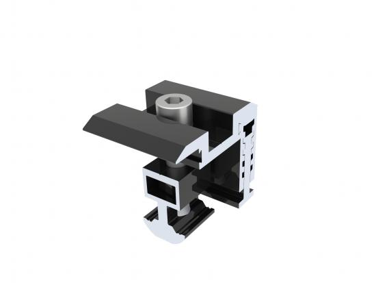 Adjustable End Clamp Kit